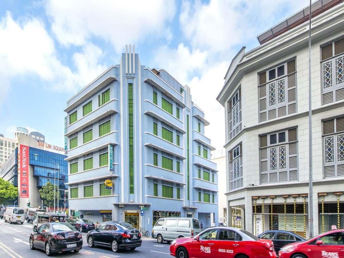 Hotel Murah Di Daerah Little India Singapura