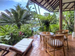 Alam Sari Keliki Hotel Bali - Balkons/terase