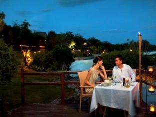 Eskaya Beach Resort and Spa Bohol - Ravintola