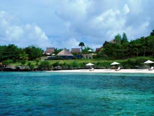 Eskaya Beach Resort and Spa Bohol - Ranta