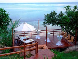 Eskaya Beach Resort and Spa Bohol - Parveke/Terassi