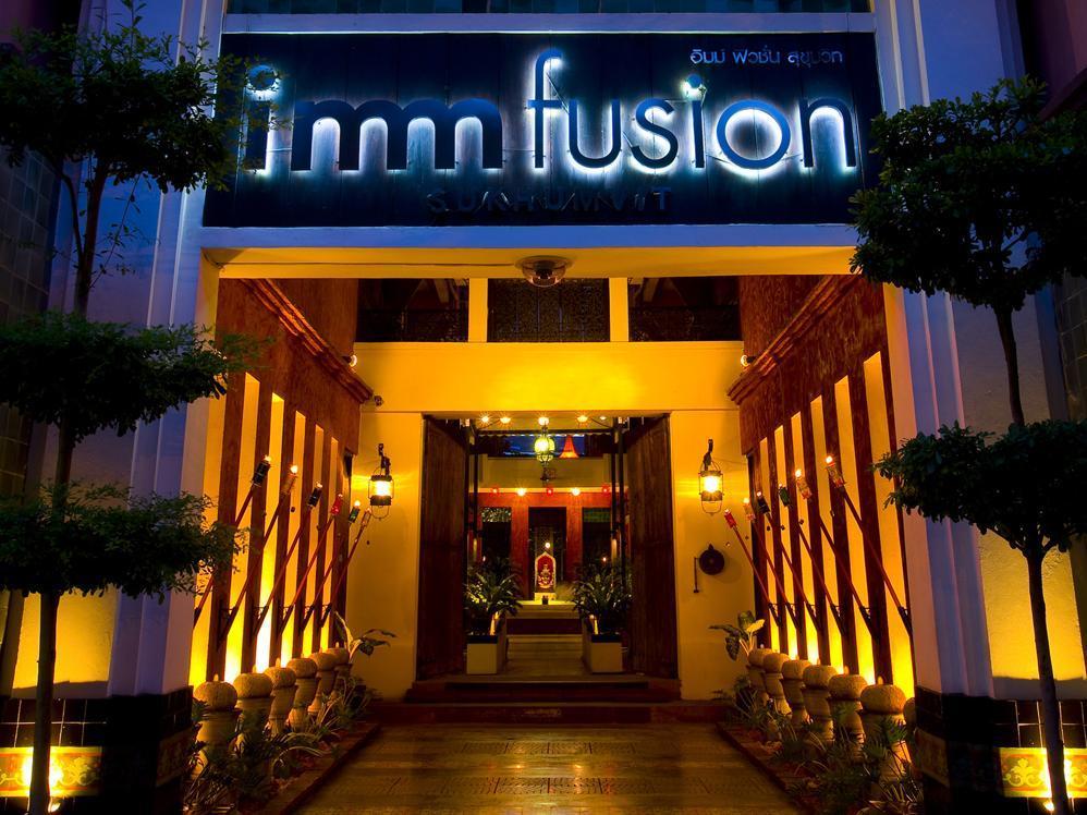 Imm Fusion Sukhumvit Hotel Bangkok