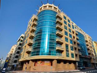 Grand Midwest Hotel Apartments Dubai - Hotel exterieur