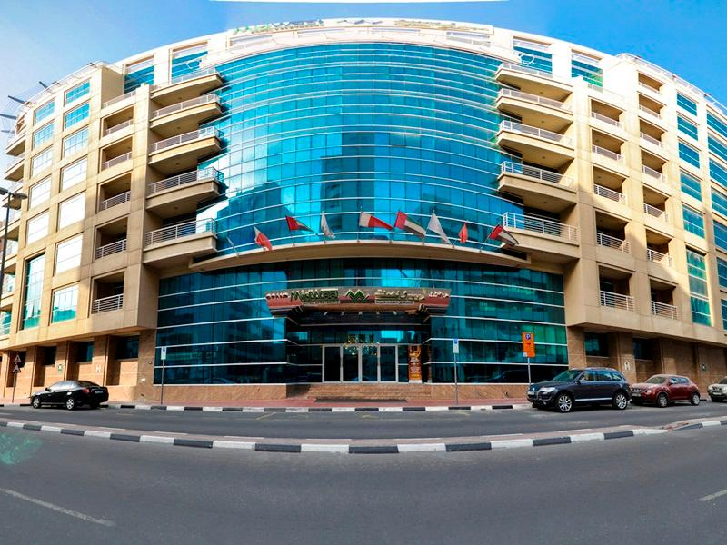 Grand Midwest Hotel Apartments - Hotels and Accommodation in United Arab Emirates, Middle East
