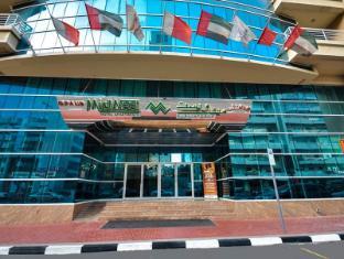 Grand Midwest Hotel Apartments Dubai - Entrance