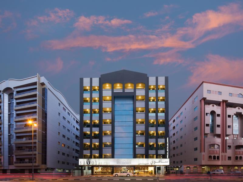 Savoy Suites Hotel Apartments - Hotels and Accommodation in United Arab Emirates, Middle East