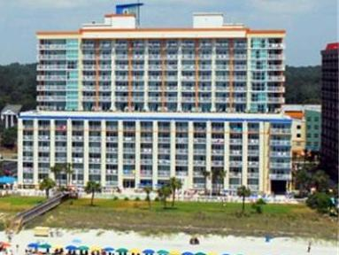 Dunes Village Hotel - Hotel and accommodation in Usa in Myrtle Beach (SC)