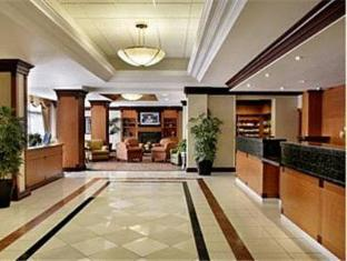 Fairfield Inn and Suites Toronto Airport Hotel Toronto - Receptie