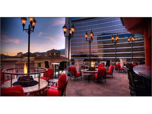 Tuscany Tower at the Peppermill Hotel Reno (NV) - Balcony/Terrace