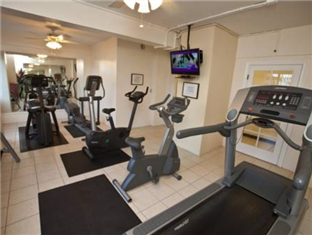 Cecil Hotel Los Angeles (CA) - Fitness Room