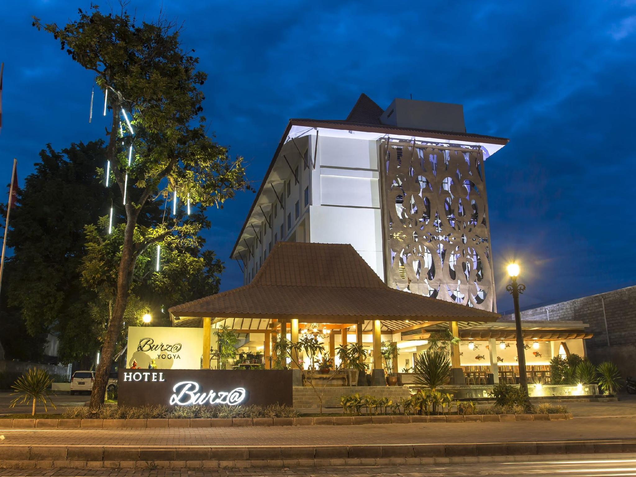 Burza Hotel Yogyakarta - Hotels and Accommodation in Indonesia, Asia