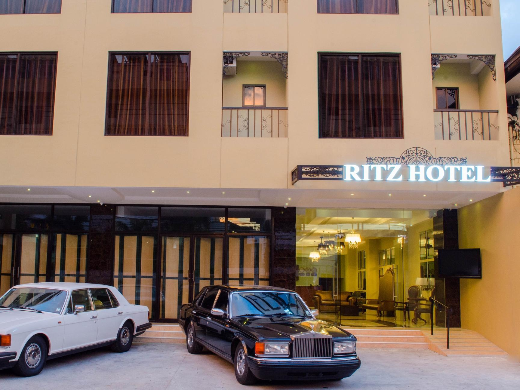 Ritz Hotel Angeles - Hotels and Accommodation in Philippines, Asia