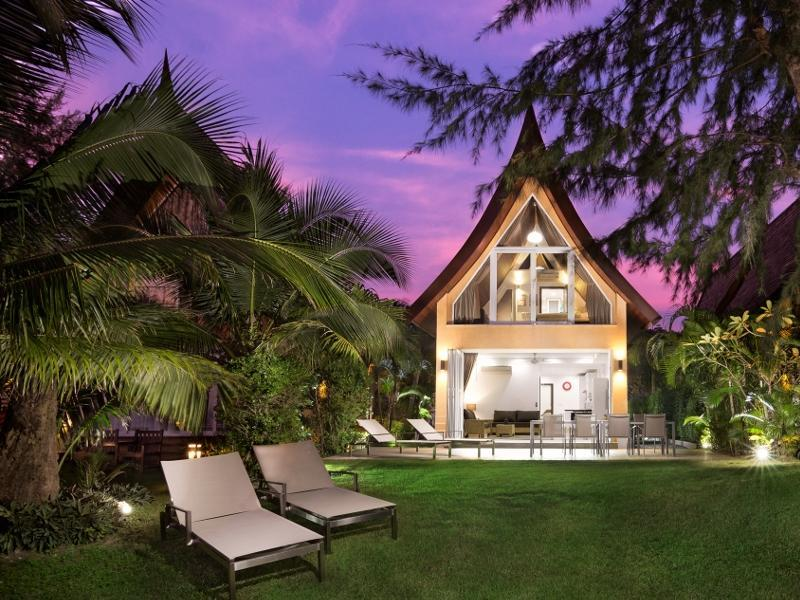 Sunset Emily Villa - Hotels and Accommodation in Thailand, Asia