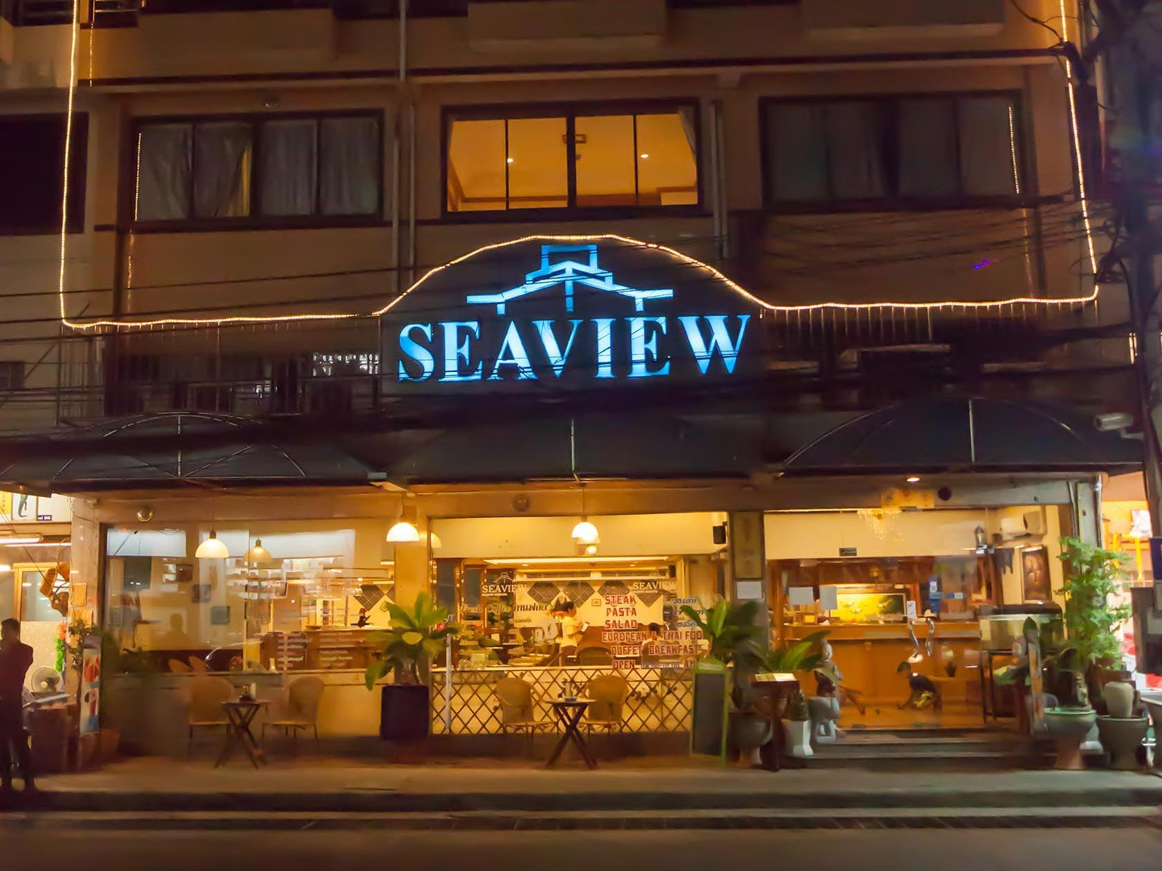 Seaview Sriracha Hotel - Hotels and Accommodation in Thailand, Asia