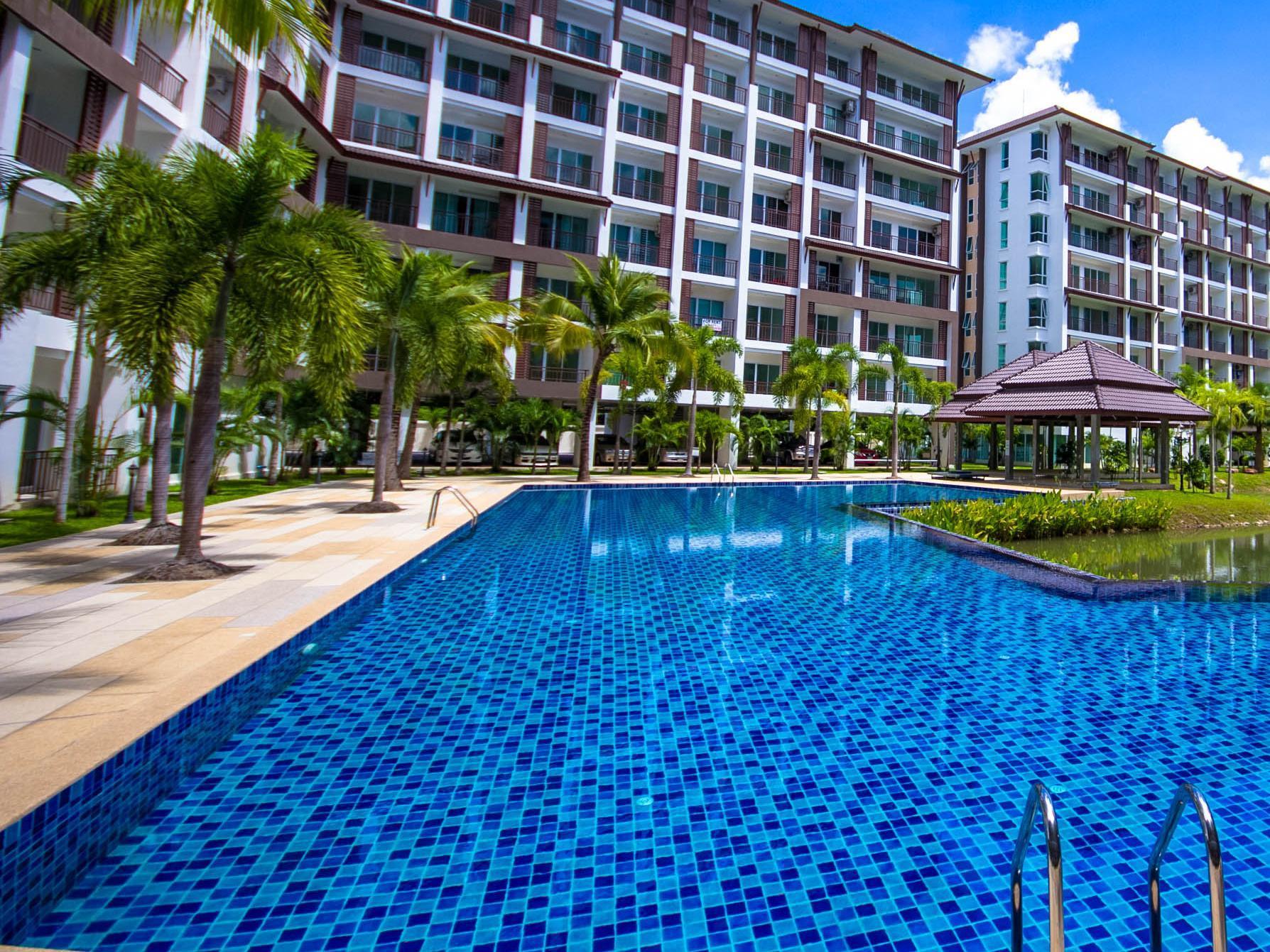 AD Studio Bang Saray Lake and Resort B330 - Hotels and Accommodation in Thailand, Asia