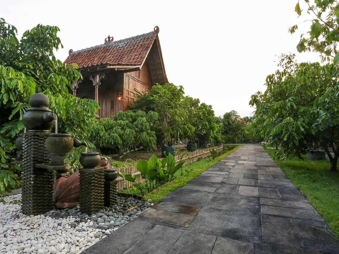 Omah Kecebong Guest House - Hotels and Accommodation in Indonesia, Asia