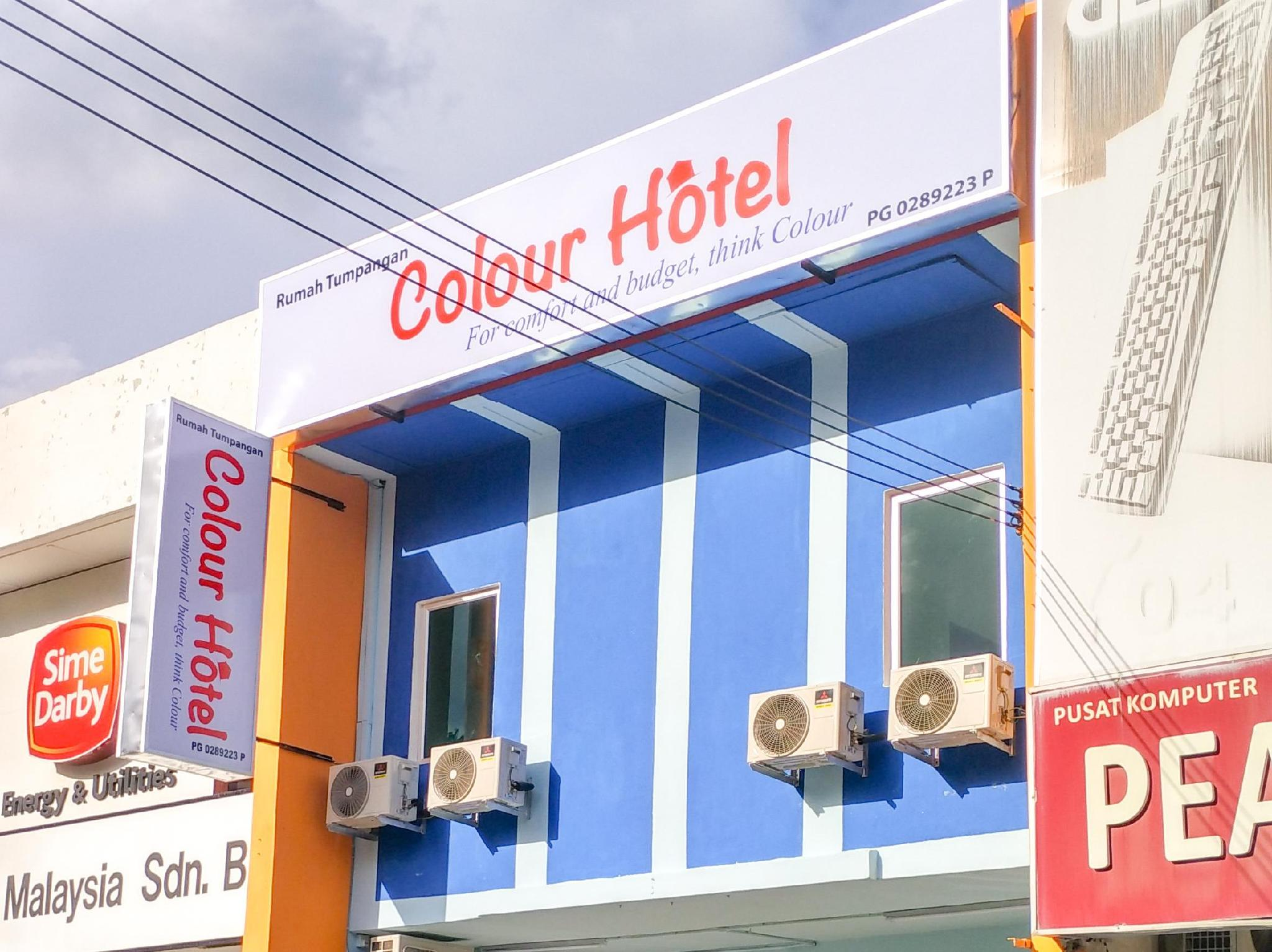 Colour Hotel - Hotels and Accommodation in Malaysia, Asia