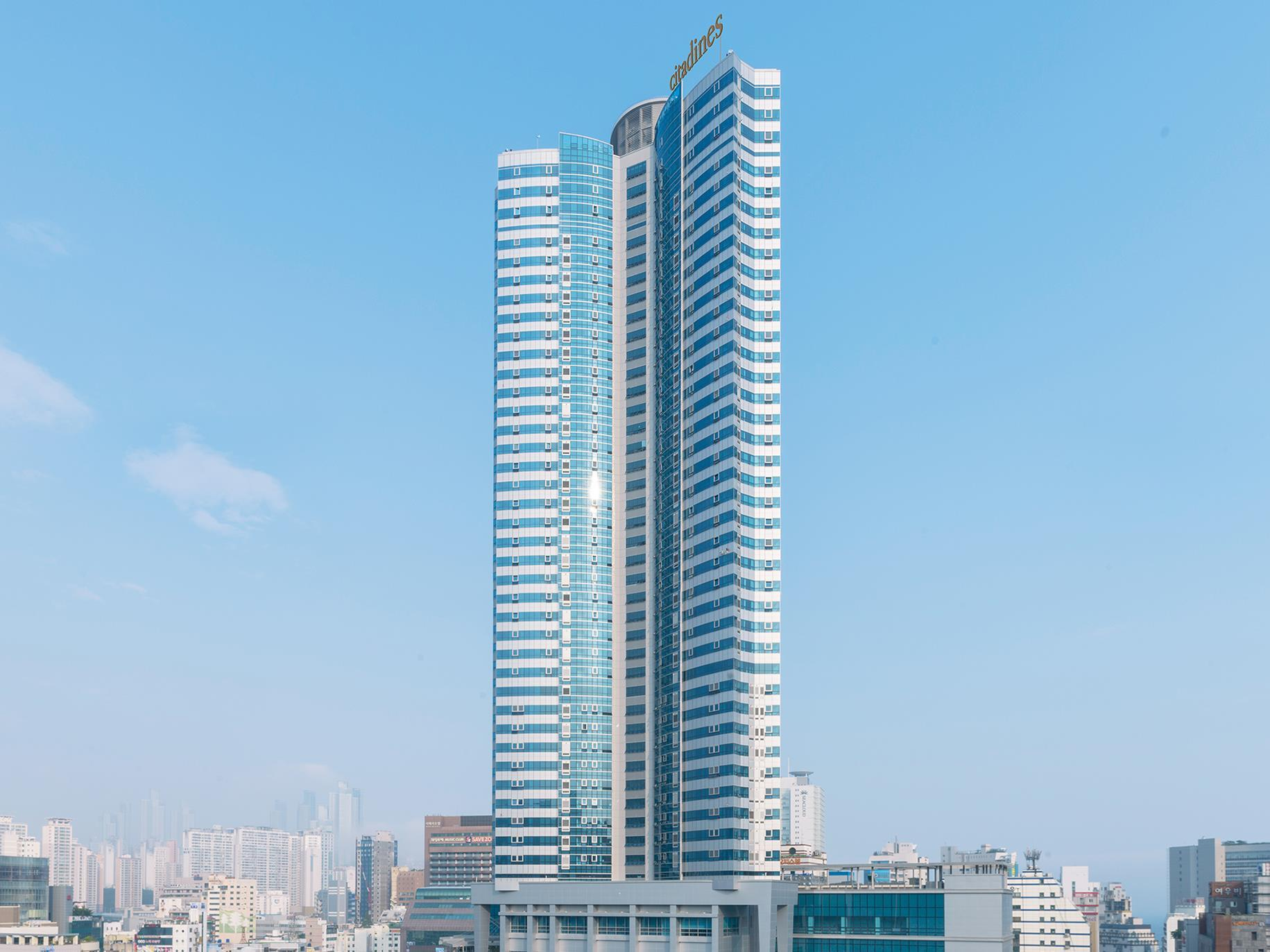 Citadines Haeundae Busan - Hotels and Accommodation in South Korea, Asia