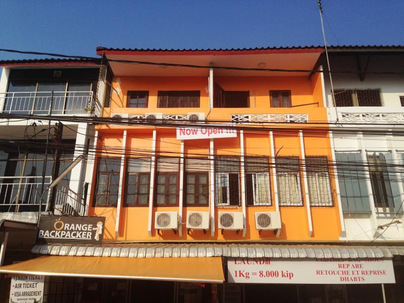Orange Backpacker Hostel - Hotels and Accommodation in Laos, Asia