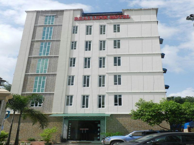 Real Link Hotel - Hotels and Accommodation in Myanmar, Asia