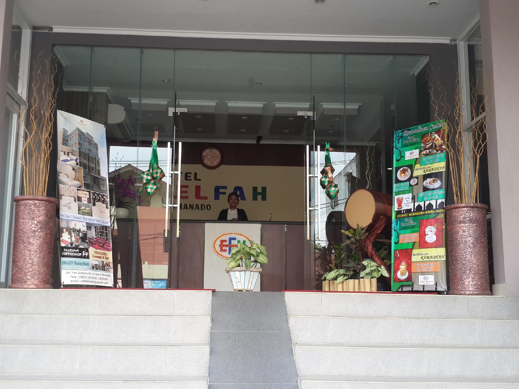 Hotels In Manado Indonesia Book And Cheap Accommodation Hotel Di Griya Sintesa Elfah Asia