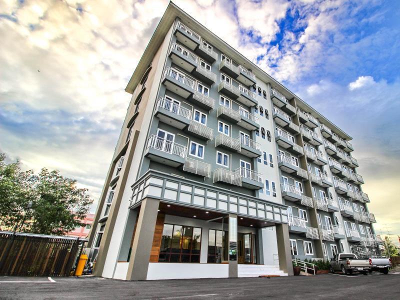 Tai-Shan Suites - Hotell och Boende i Thailand i Asien