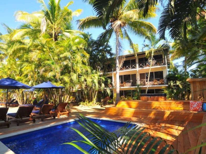 Oasis Palms Hotel - Hotell och Boende i Fiji i Stilla havet och Australien