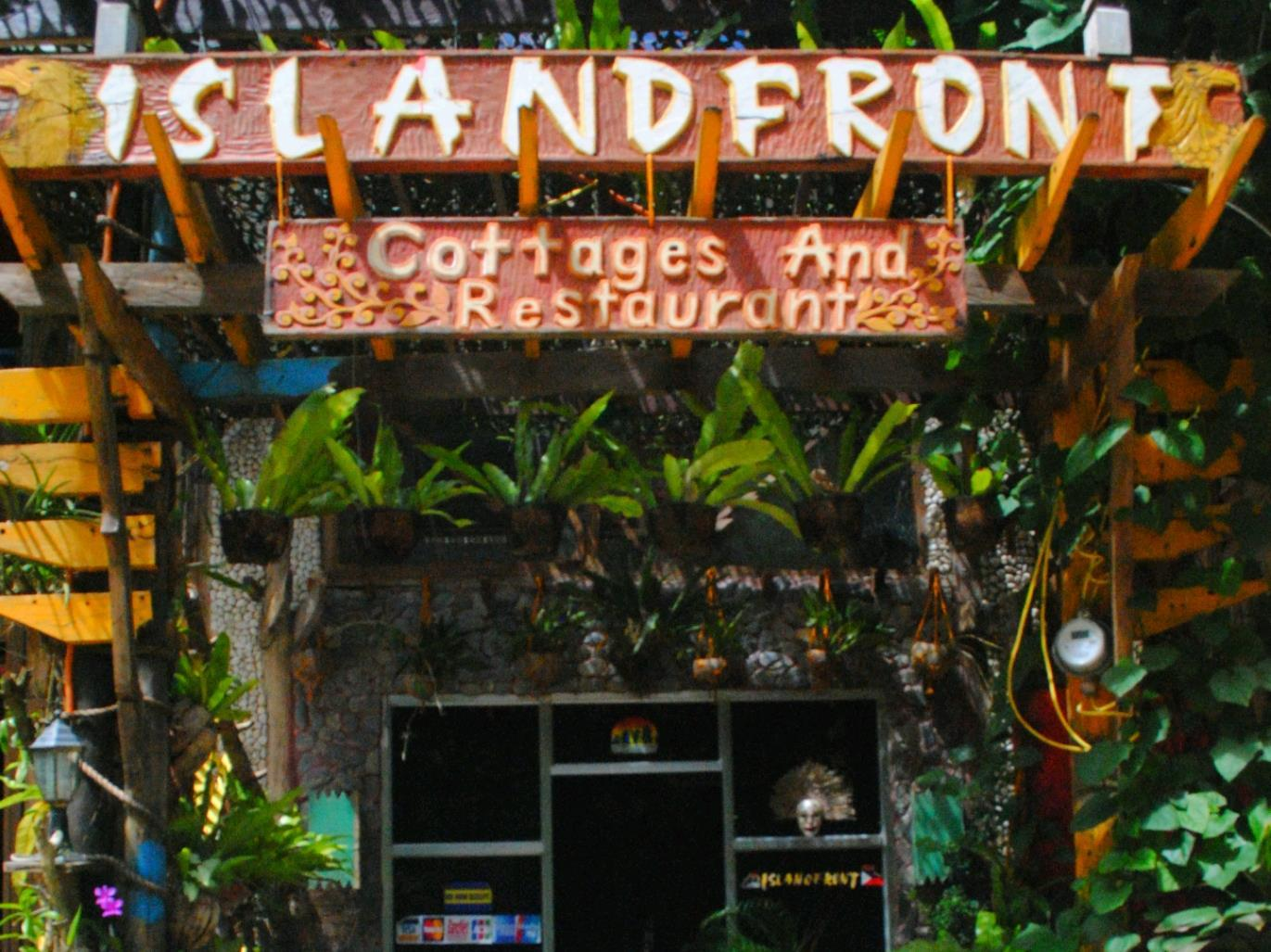Islandfront Cottages And Restaurant - Hotels and Accommodation in Philippines, Asia
