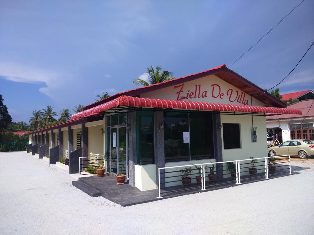 Ziella De Villa - Hotels and Accommodation in Malaysia, Asia