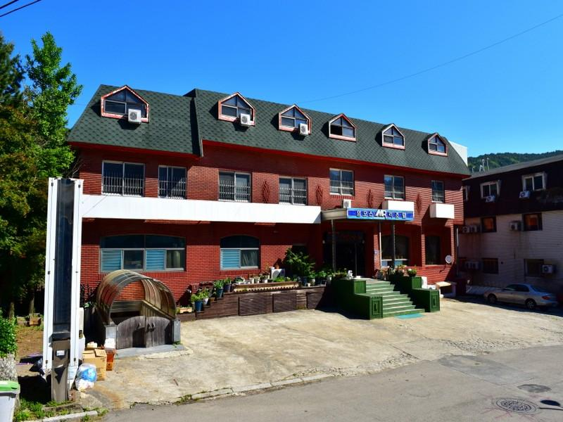 Mammoth Resortel - Hotels and Accommodation in South Korea, Asia