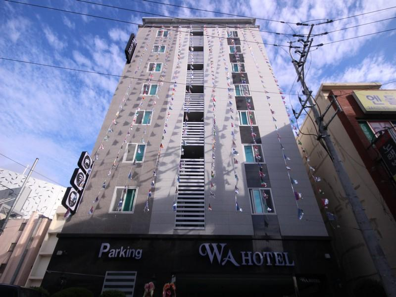 Nampo Wa Hotel - Hotels and Accommodation in South Korea, Asia