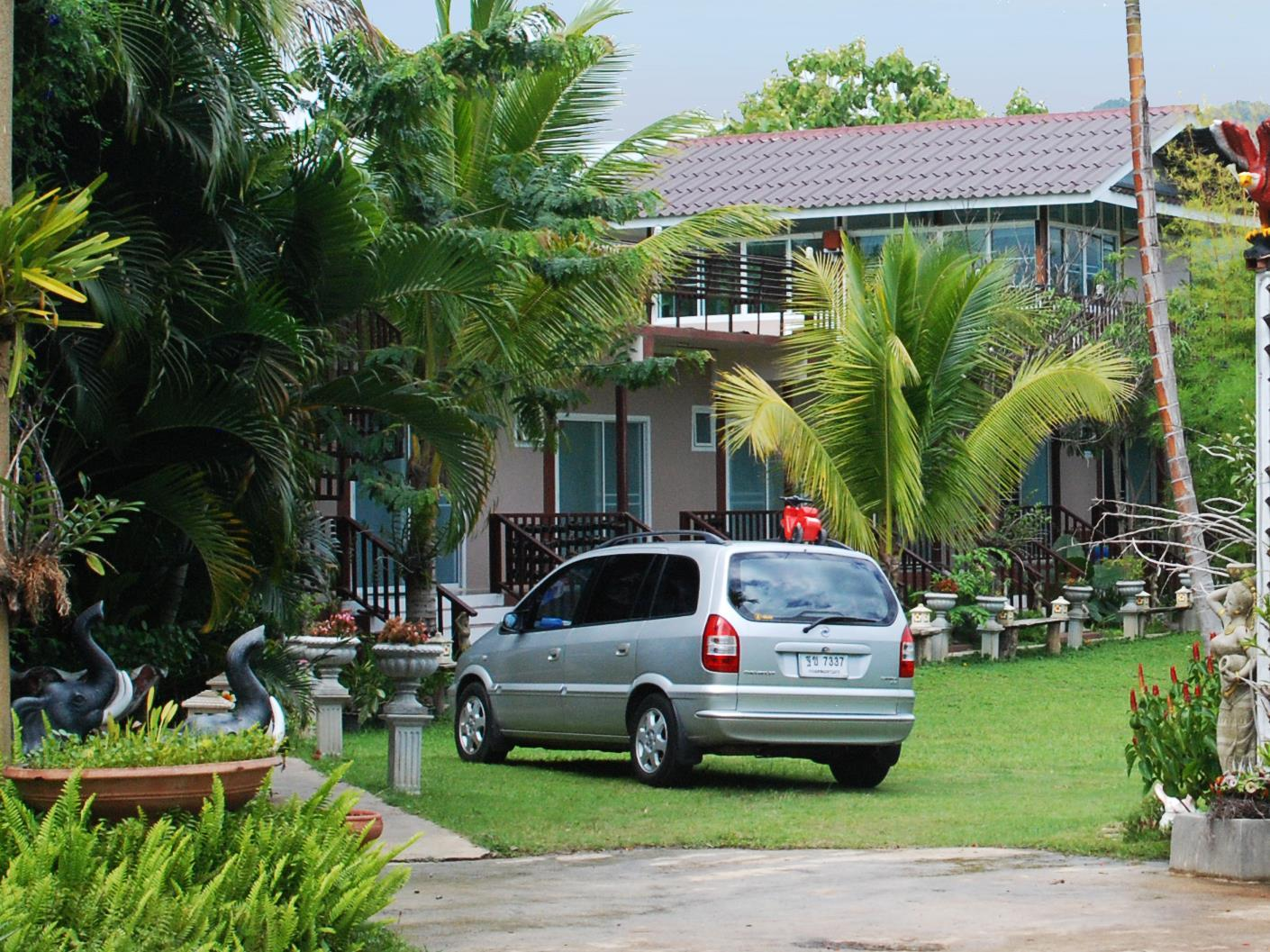 Pai Sangjun Resort - Hotels and Accommodation in Thailand, Asia