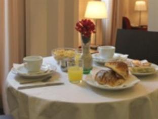 Hotel Garda Rom - Buffé