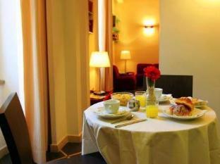 Hotel Garda Rom - Restaurang