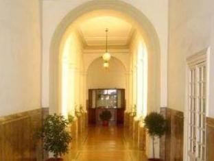 Hotel Garda Rom - Hotellet från insidan