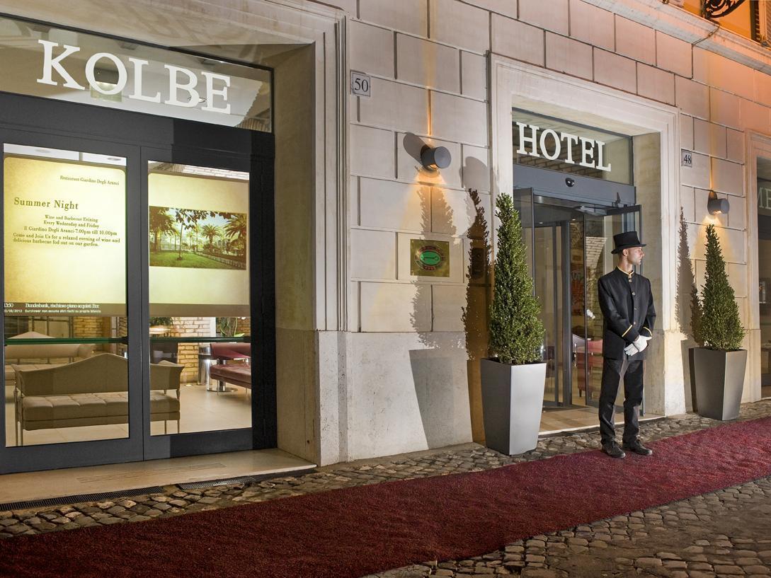 Kolbe Rome Hotel