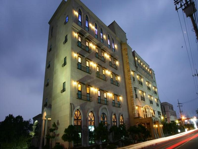 Incheon Airport Oceanside Hotel Incheon - Bahagian Luar Hotel