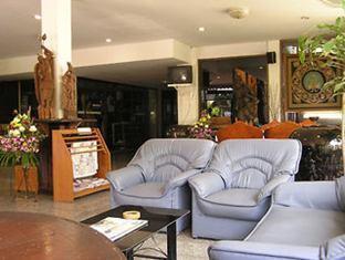 โรงแรมบ้านสวนฝน กาญจนบุรี - ล็อบบี้