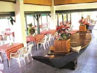 โรงแรมบ้านสวนฝน กาญจนบุรี - ภัตตาคาร