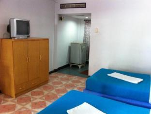 โรงแรมบ้านสวนฝน กาญจนบุรี - ห้องพัก