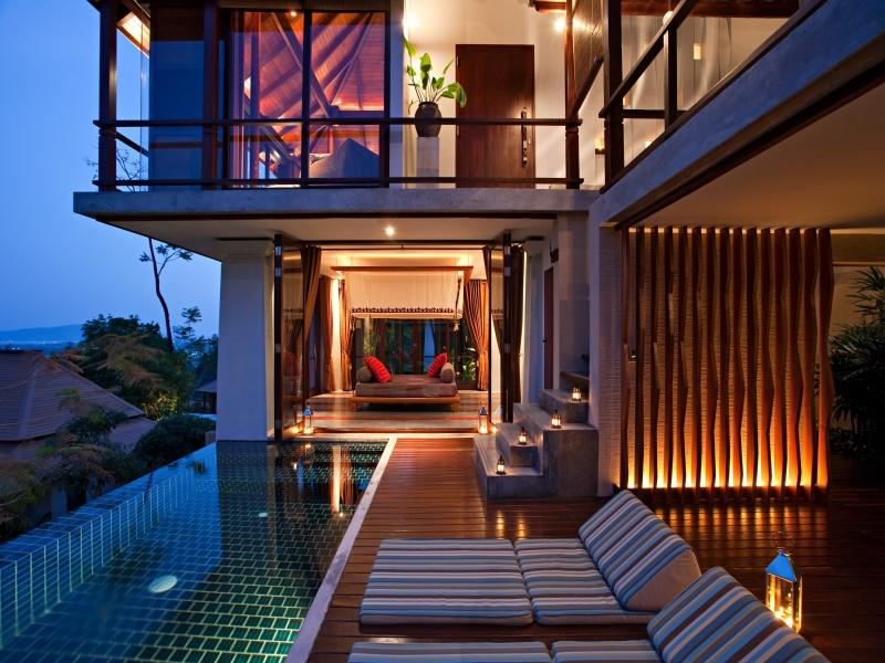 Villa Zolitude Resort & Spa Phuket - Hotellet udefra