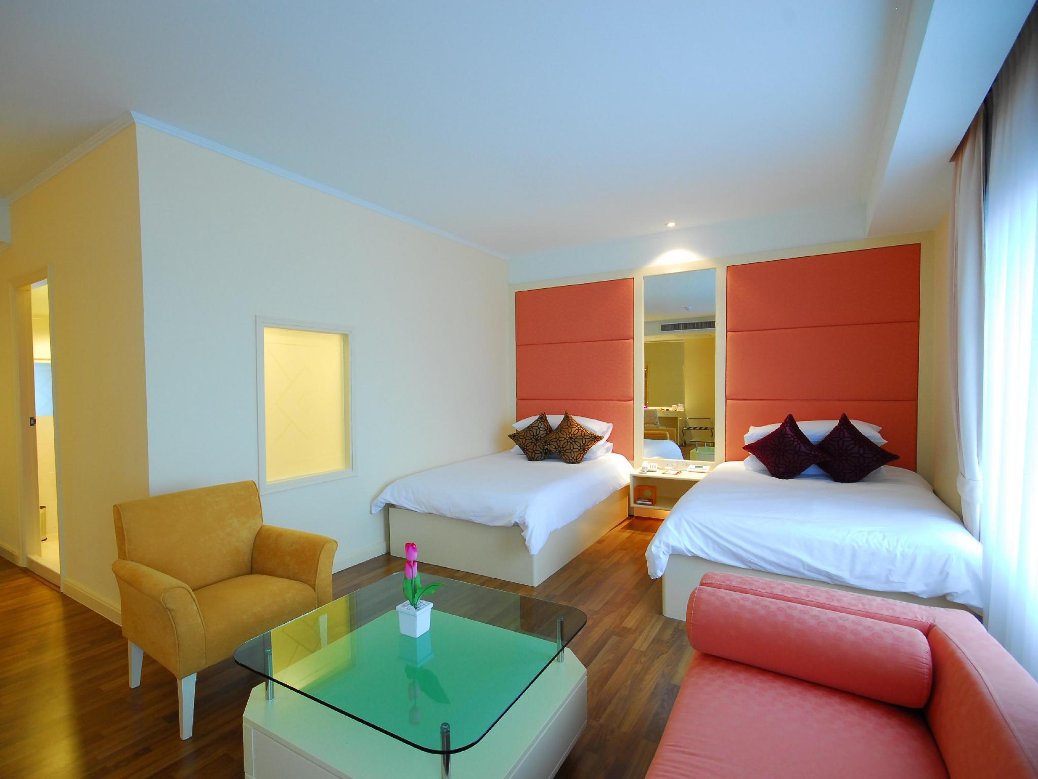 ヒップ ホテル バンコク1