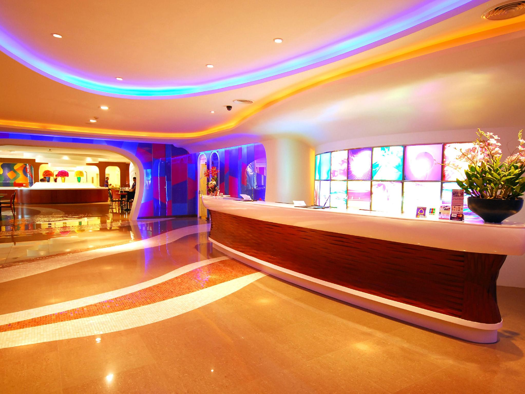 Hip Hotel Bangkok - Hotels and Accommodation in Thailand, Asia