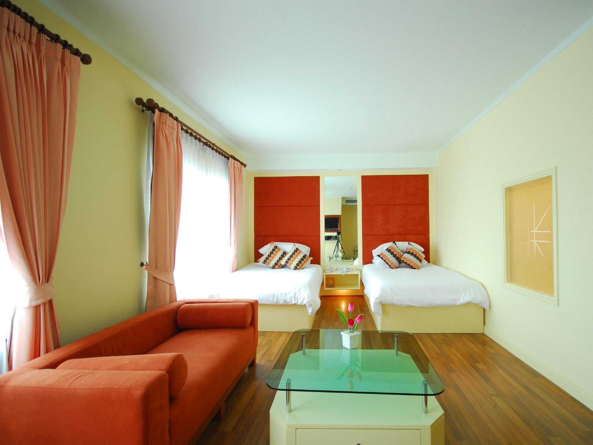 ヒップ ホテル バンコク2