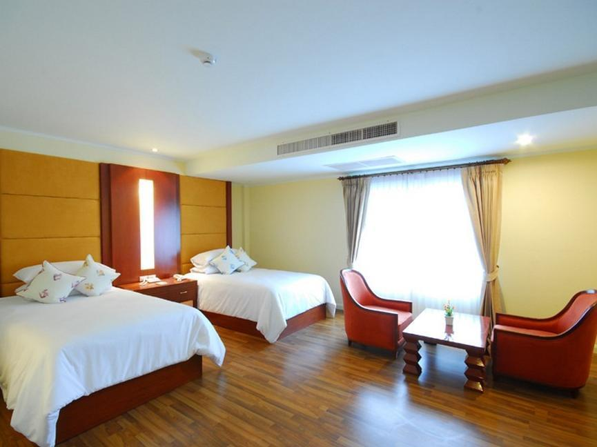 ヒップ ホテル バンコク7