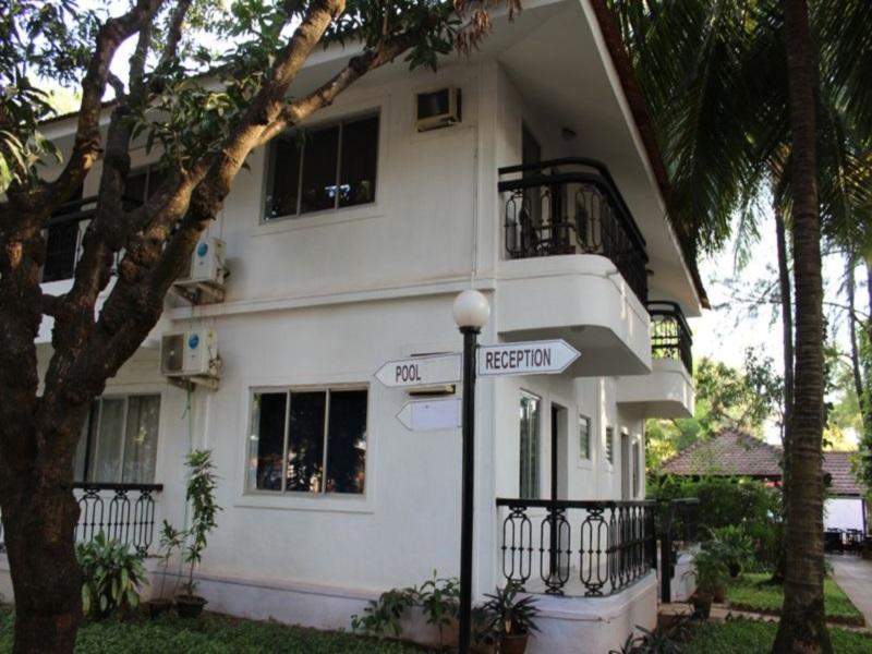 Vila Goesa on the Beach Resort - Hotell och Boende i Indien i Goa