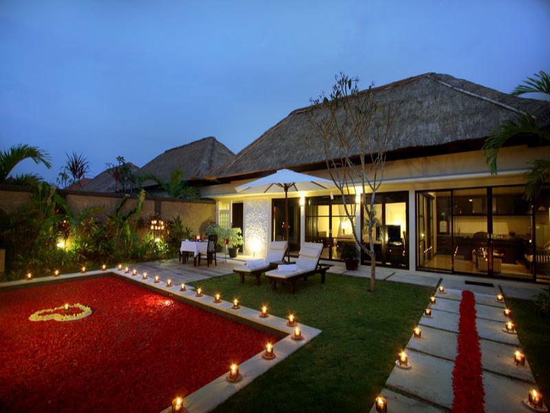 峇里島富貴奢華別墅式酒店