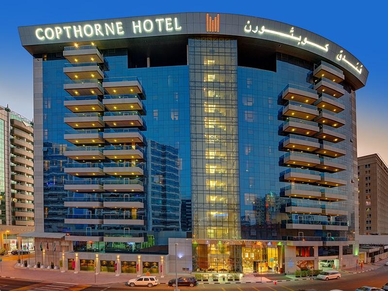Copthorne Hotel Dubai - Hotels and Accommodation in United Arab Emirates, Middle East