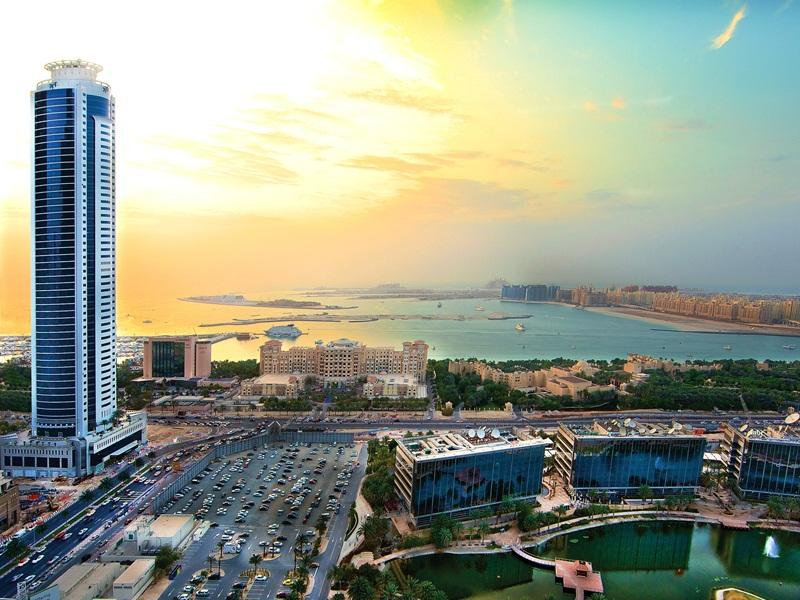 Tamani Marina Hotel and Hotel Apartments - Hotels and Accommodation in United Arab Emirates, Middle East