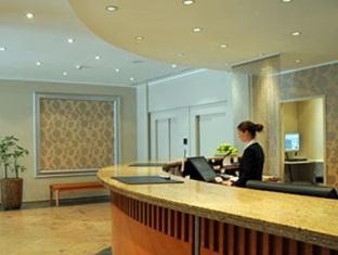 Upstalsboom Hotel Friedrichshain Berlijn - Receptie